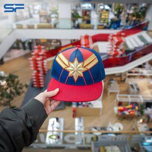 ดูหนัง SF Cinema วันนี้ แลกซื้อ หมวก Captain ลิขสิทธิ์แท้